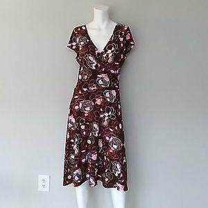 Courtenay Stretch Dress. Size 6 Petite